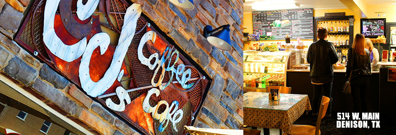Cjs Cafe Menu